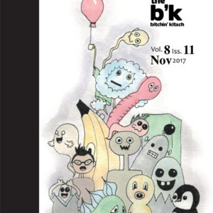 The B'K Nov 2017 Issue Cover