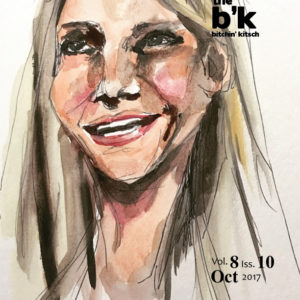 The B'K October 2017 issue