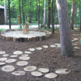 Little Kids Outdoor Classroom
