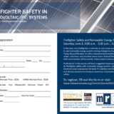 Firefighter Safety Course Flyer
