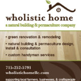 Wholistic Home Ad