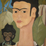 Self-Portrait as a Monkey with Frida Kahlo