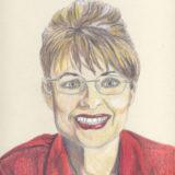 Portrait of Sarah Palin