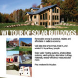 WI Tour of Solar Buildings