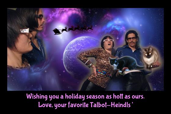 Talbot-Heindl 2013 Holiday Image