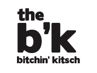 The Bitchin' Kitsch Logo