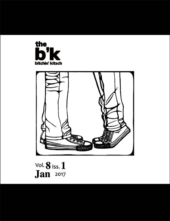 The B'K January 2017 cover