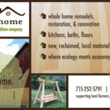 Wholistic Home Ad 2016