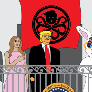 Drumpf's Hydra Easter