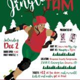 Jingle Jam 2017 Poster