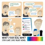 What's Your Real Name?