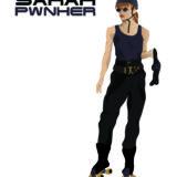 Roller Derby Name: Sarah PwnHer