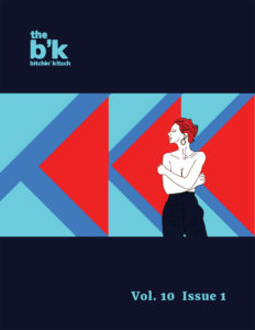The B'K Vol 10, Issue 1 Cover
