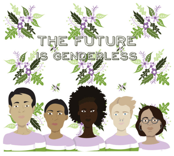 The Future is Genderless