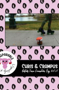 Chris And Crampus Cover