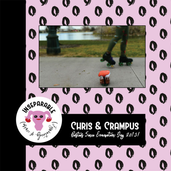 Chris And Crampus Cover