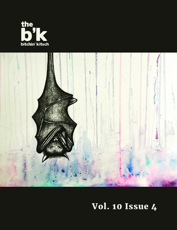 The B'K Volume 10, Issue 4 Cover