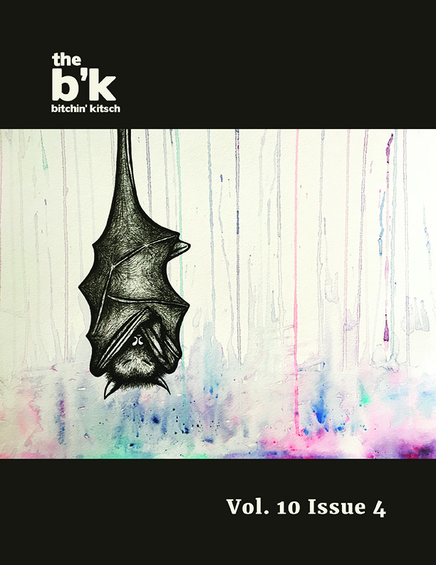 The B'K, Volume 10, Issue 4 cover