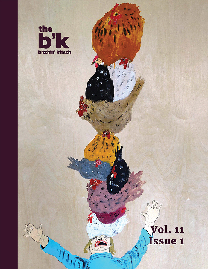 Cover for The B'K Volume 11, Issue 1