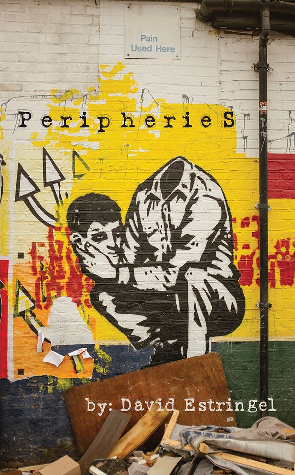 Peripheries Chapbook Cover Art