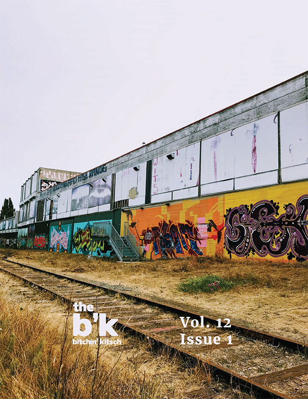 The B'K Volume 12, Issue 1 Cover