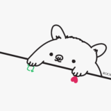 Illustration of a bear loving and retweeting something for social media, created by Chris Talbot-Heindl, 2021